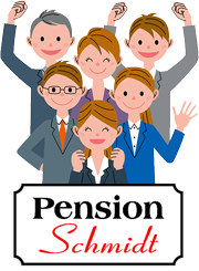 Pension Schmidt Logo